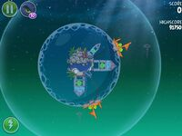 Pig Dipper 6-5 (Angry Birds Space)