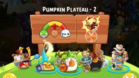 Angry Birds Epic Pumpkin Plateau Level 2 Walkthrough