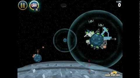Angry Birds Star Wars 2-34 Death Star 3-Star Walkthrough
