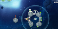 Beak Impact 8-29 (Angry Birds Space)
