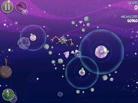 Cosmic Crystals 7-9 (Angry Birds Space)