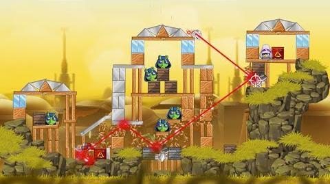 Angry Birds Star Wars II - Rebels Gameplay Trailer