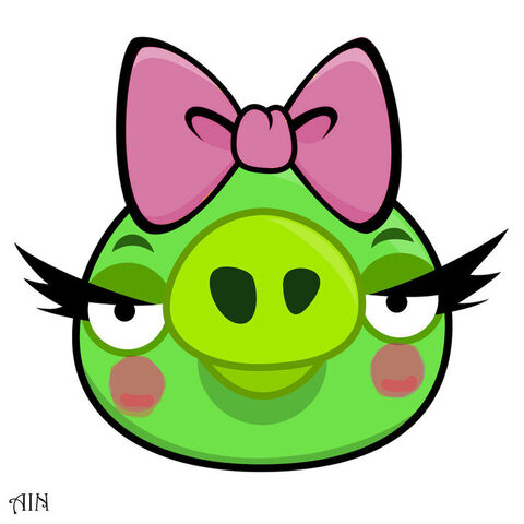 File:Angry bird female pig by life as a coder-d3h352i.jpg