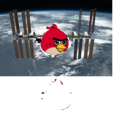 Angry Birds Space Station
