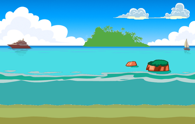 File:On the Sea background.png