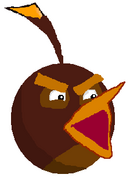 Bomb Bird Second Phase Angry Pacbirds