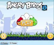 Angry birds e