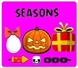 B. Seasons