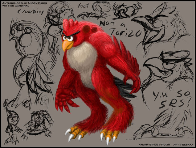 Archivo:Red Bird.jpg
