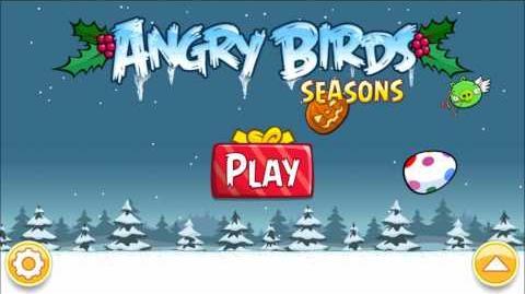 Season's Greedings - Angry Birds Seasons Music