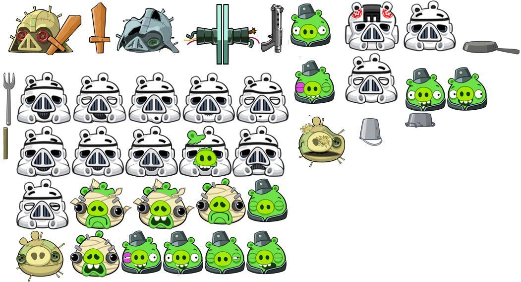 Star Wars Ii Characters Angry Birds Wiki Fandom - veracious.info