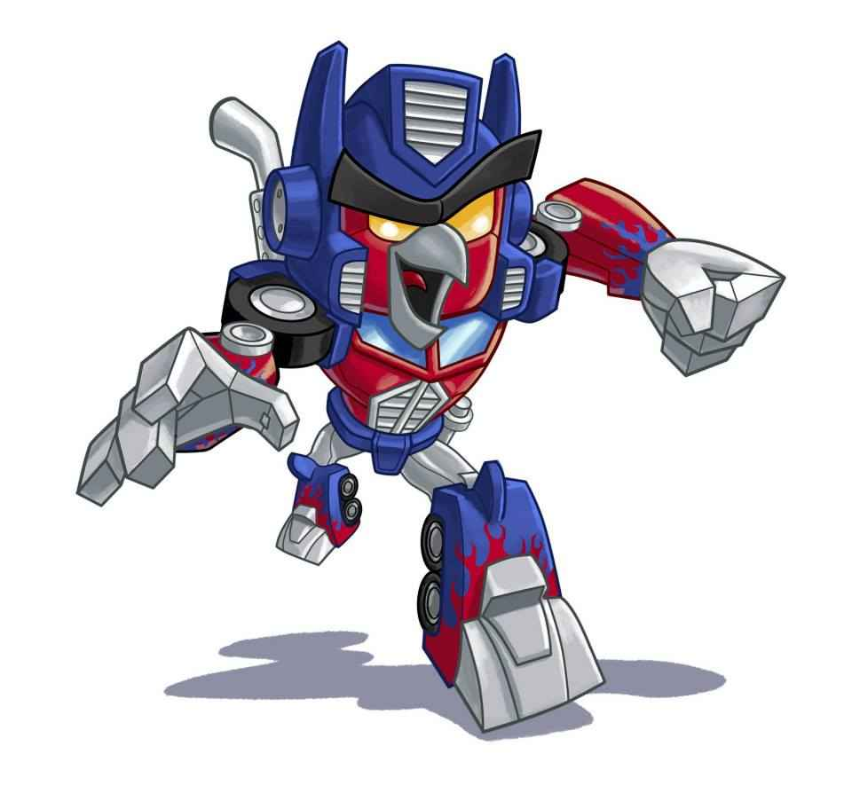 CategoryAngry Birds Transformers The Series