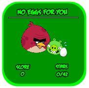 No eggs for you