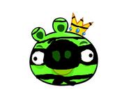 Angry Pig Ninja Bo