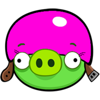 Female corporal pig