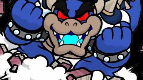Dark Zomboss -- Mario PVZ mix