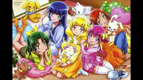 Smile PreCure - *Smile Charge* Regular Transformation Theme HD