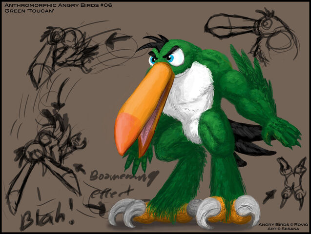Archivo:Green Bird.jpg