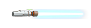 Silver Shadow Lightsaber