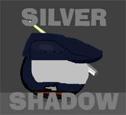 Silver Shadow Icon