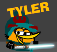Officer Tyler Icon