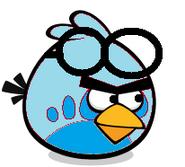 Lewis The Glasses Bird