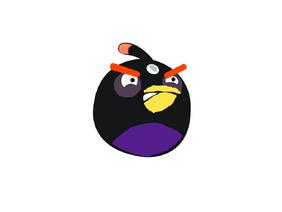 Larua The Bomb Bird Old Design