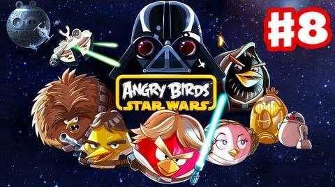 Angry Birds Star Wars - Gameplay Walkthrough Part 8 - C-3PO (Windows PC, Android, iOS)