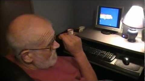 Angry Grandpa HATES The Nyan Cat!!