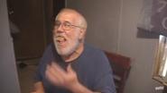 Angry Grandpa Garbage dog AHHH! AHHHHHH!