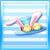 Gentle Bunny Hat - Type1