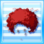 Explosive Afro Red