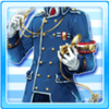 Galactic Railways Suit Blue