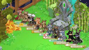 Tc battle line