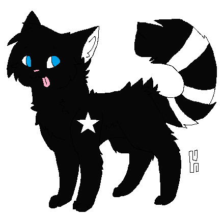 File:Some cat lineart by nouchie-d3liprq.png