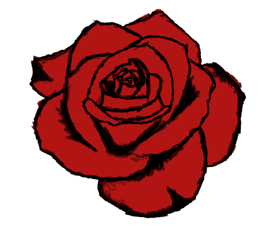 Image - Drawn rose by restricted freedom-d56nitd.png | Animal Jam ...