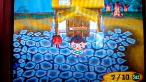 How To Change Your Upstairs Bed Animal Crossing Wild World