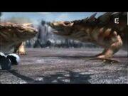 Desmatosuchus animal armageddon