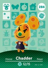Amiibo 284 Chadder