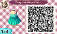 Turquoise Prom Dress 14