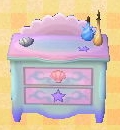 Mermaid Dresser