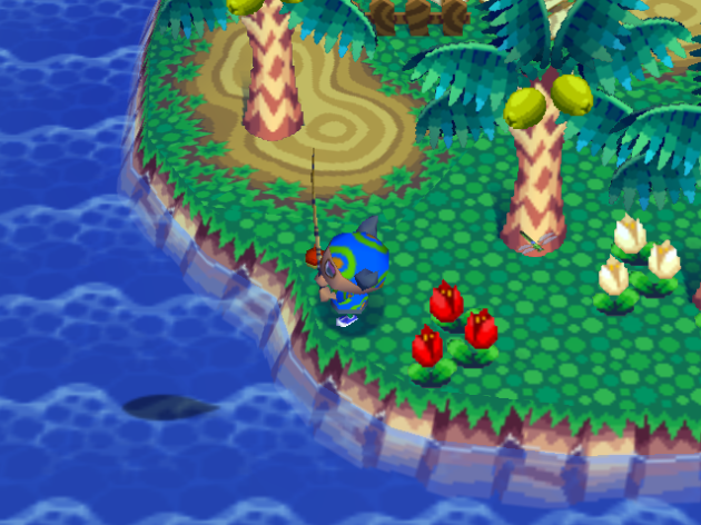 File:Blue Marlin Animal Forest e plus.png