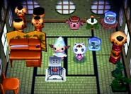 Lucy N64 house