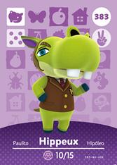Amiibo 383 Hippeux
