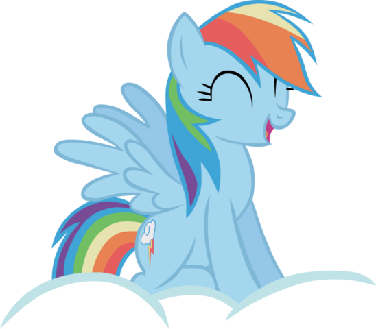 File:Rainbow dash on a cloud by irishguy9001-d4hrpb8.png