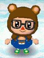 Bear look