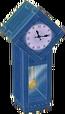 Blue clock NL