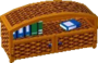 Cabana bookcase