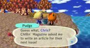 Chillin'Pudge