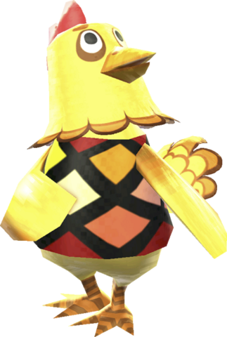 File:Egbert - Animal Crossing New Leaf.png
